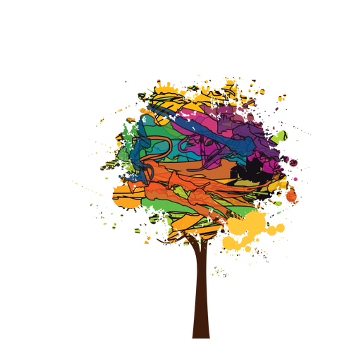 Colorful png transparent colorful png images pluspng for Pintura color albero
