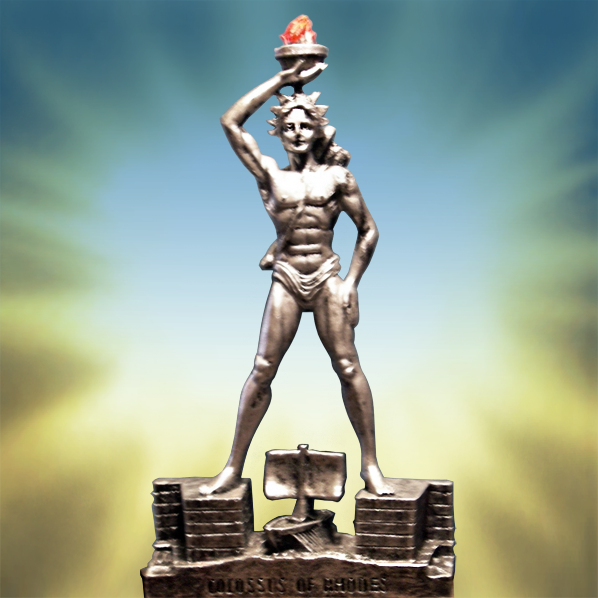 Colossus Of Rhodes PNG - 25272