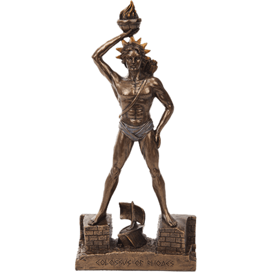 Colossus Of Rhodes PNG - 25278