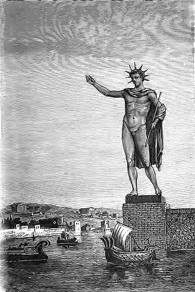 Colossus Of Rhodes PNG - 25276
