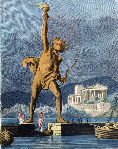 Colossus Of Rhodes PNG - 25268