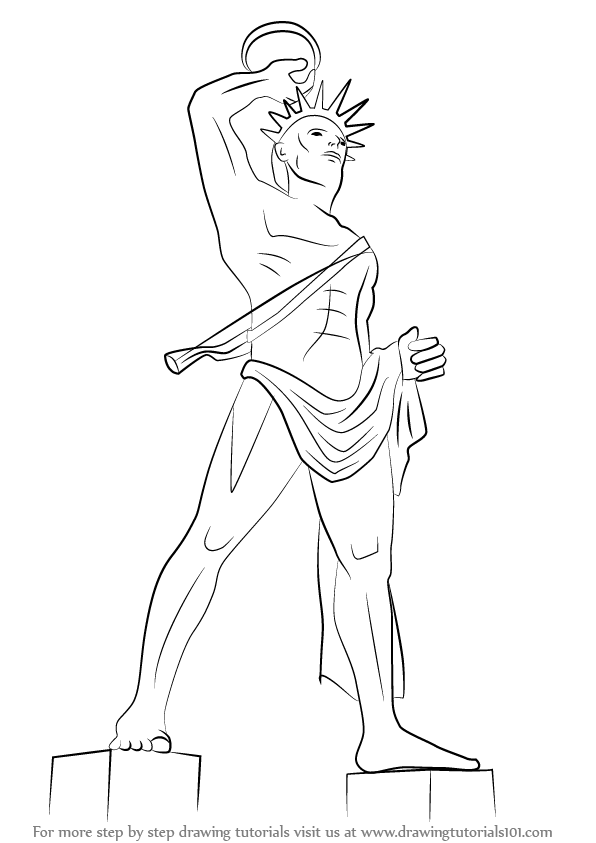 Colossus Of Rhodes PNG - 25274