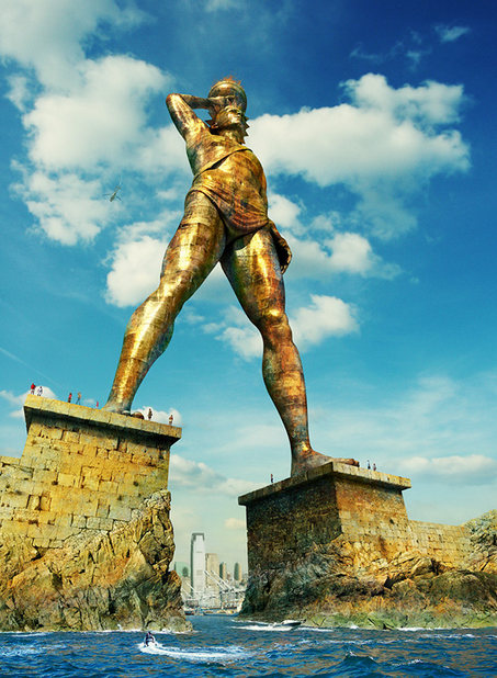 Colossus Of Rhodes PNG - 25267