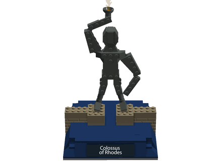 Colossus Of Rhodes PNG - 25275