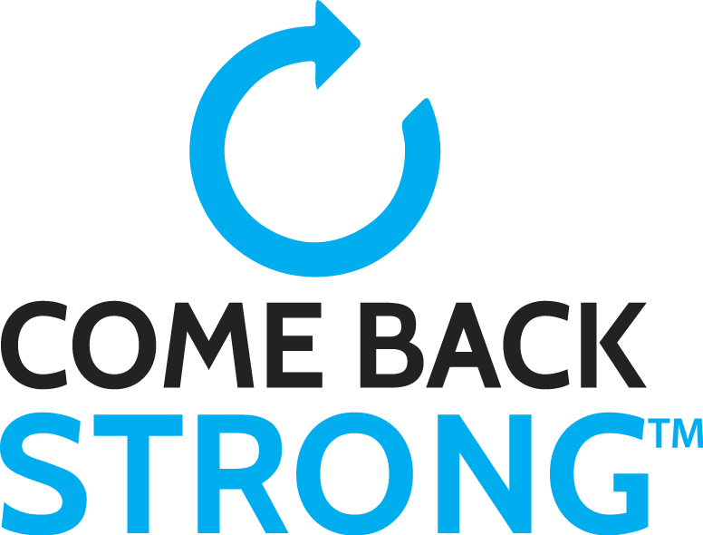 Share Your Come Back Strong Story - Come Back PNG