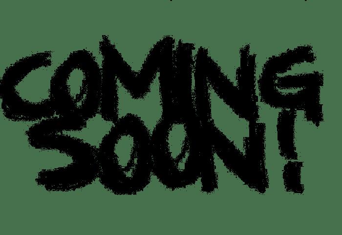 Coming Soon Handwritten - Coming Soon PNG