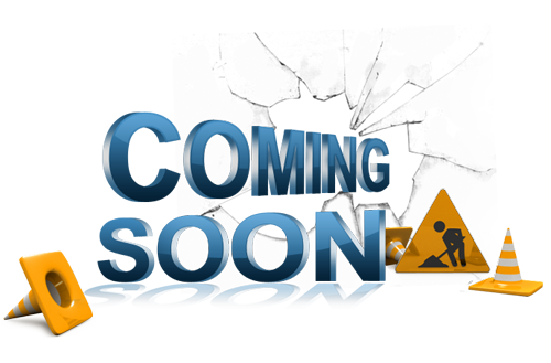 coming soon website.