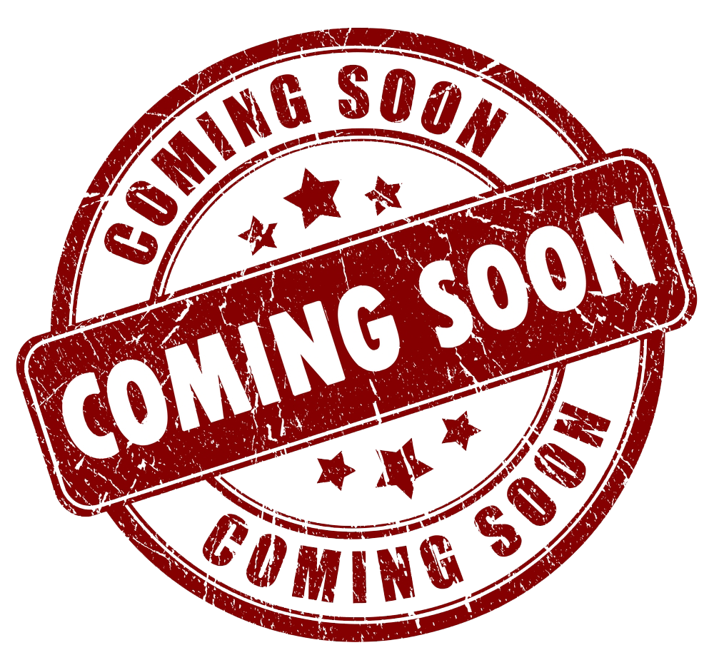Coming Soon PNG - 5494
