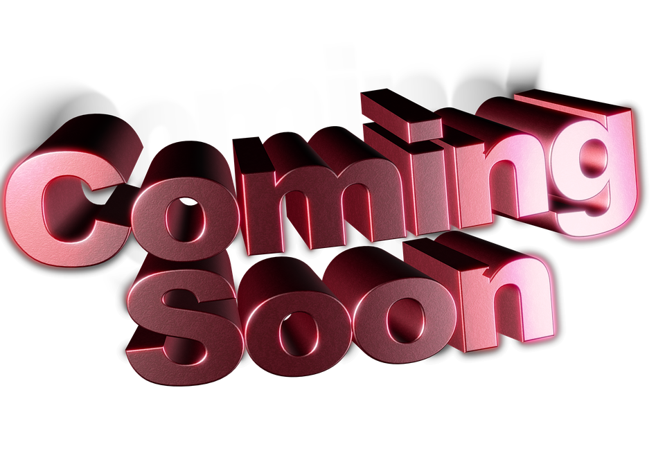 Coming Soon PNG - 5503
