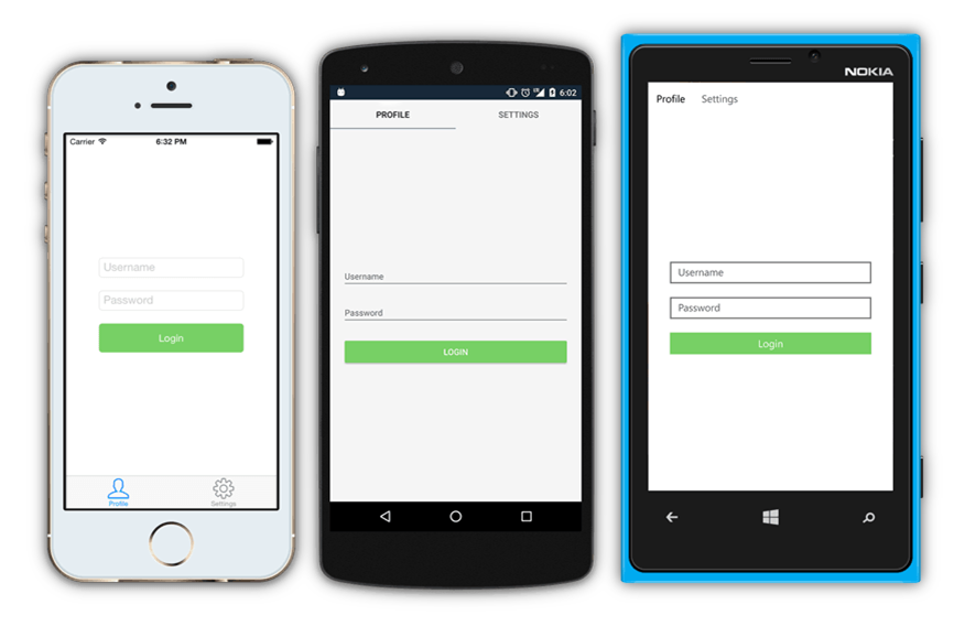 xamarin_forms_multiple_devices_2.png - Communication Gadgets PNG