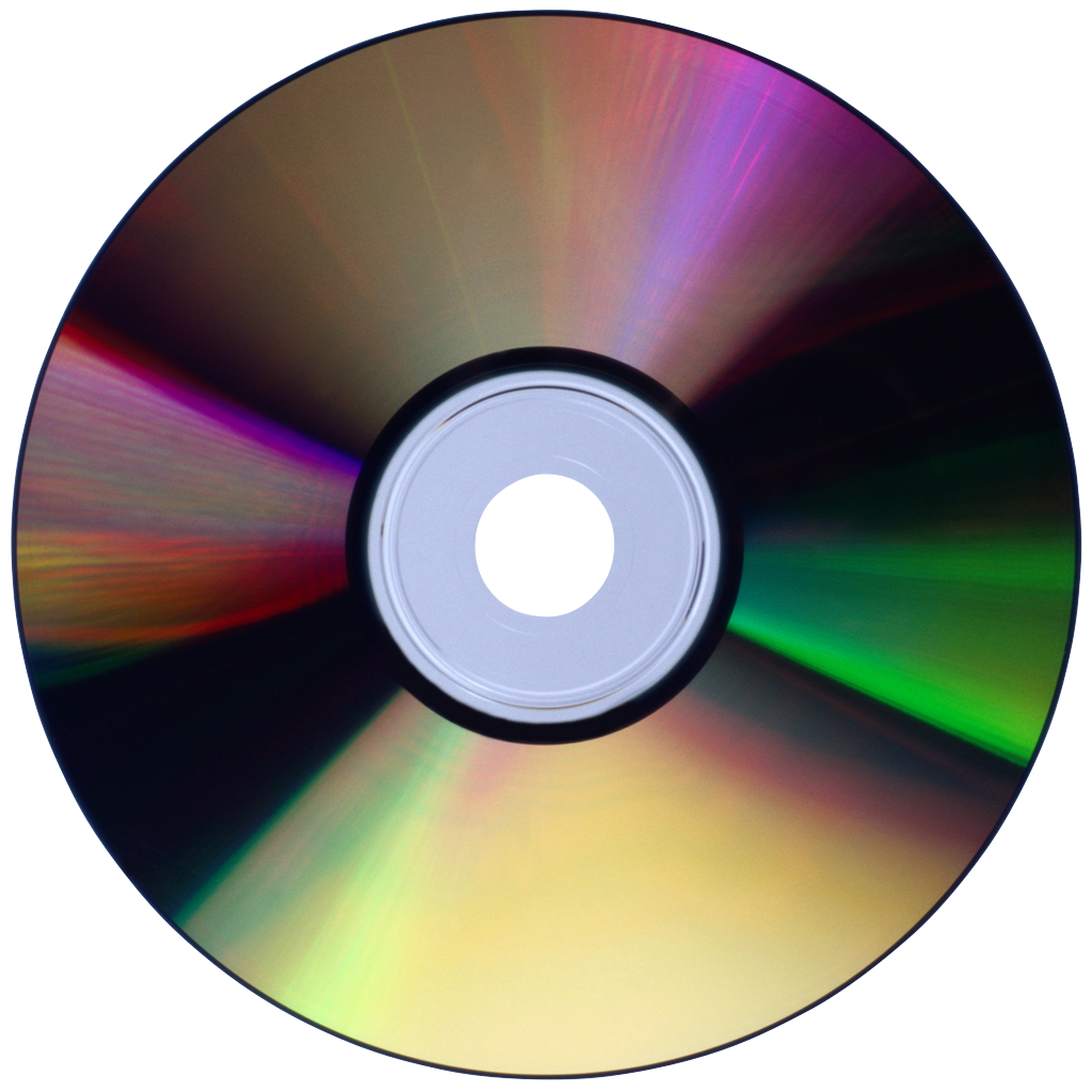 Compact Disc PNG - 1448