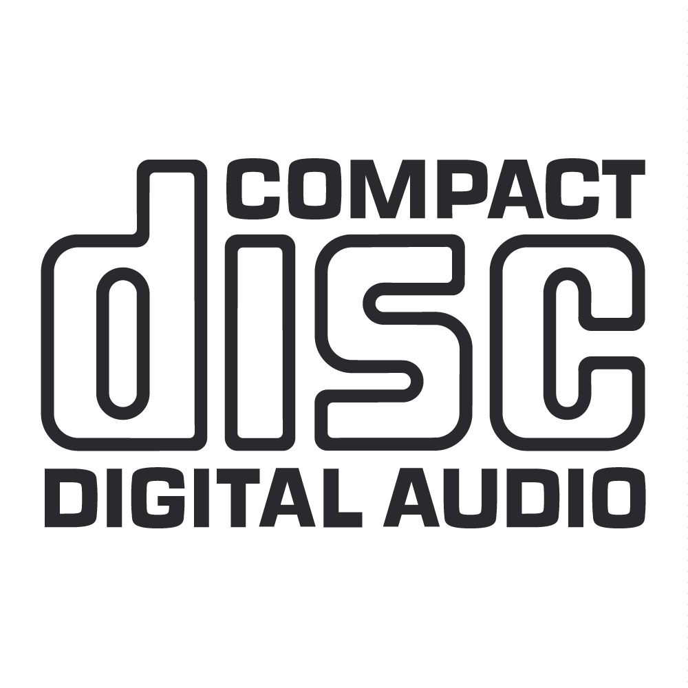 Compact disc logo, EPS | SVG | AI | PNG | JPEG - Compact Disc PNG