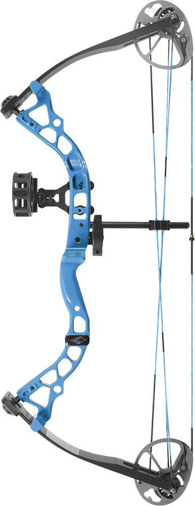 Atomic - Compound Bow And Arrow PNG