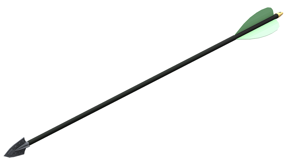 Compound bow arrow.png - Compound Bow And Arrow PNG