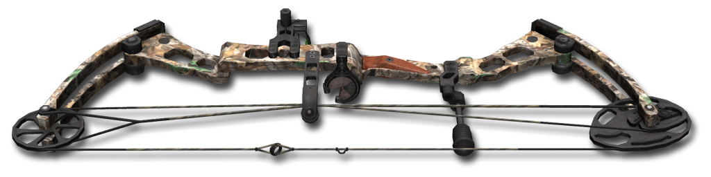 Compound bow parker python 1024.png - Compound Bow And Arrow PNG