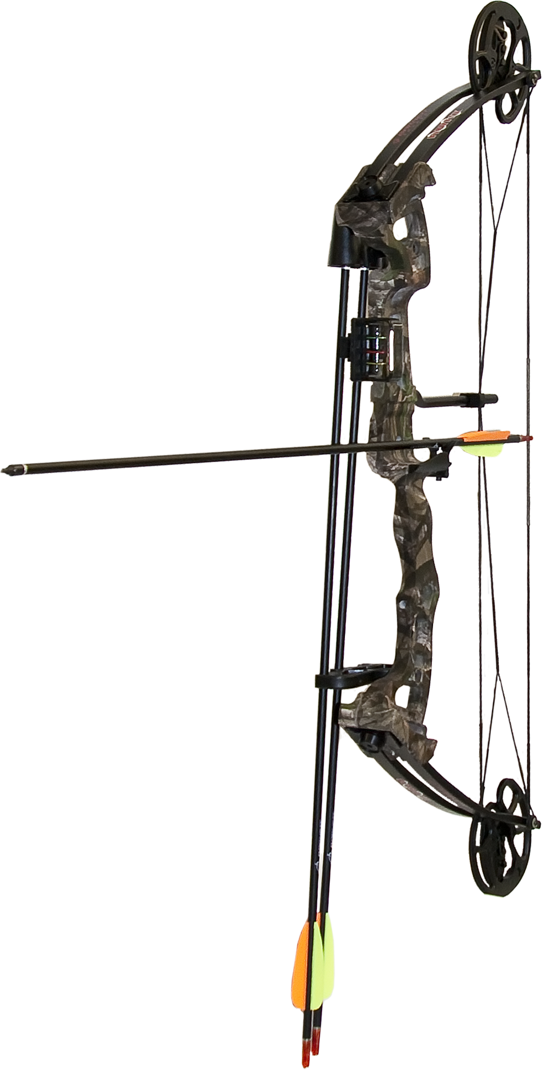Images - Compound Bow And Arrow PNG