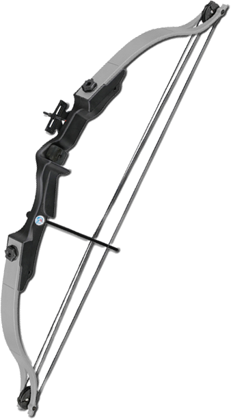 Magnum Compound Bow 55 Lbs Draw.1.1.png - Compound Bow And Arrow PNG