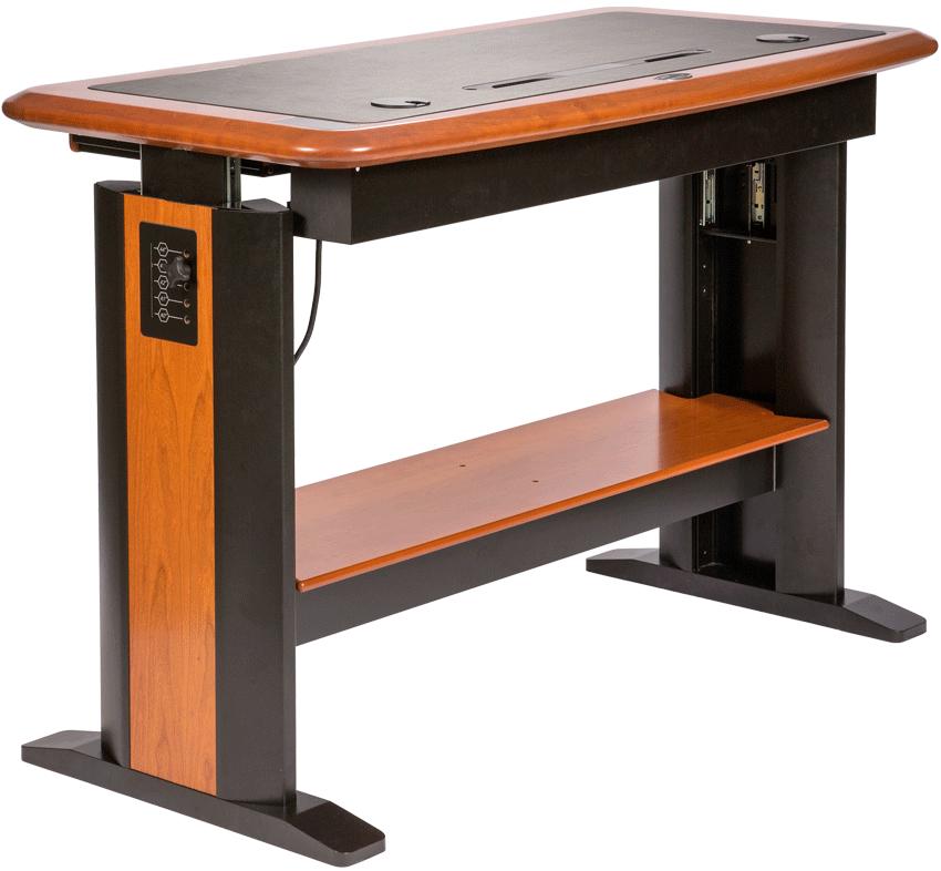 Computer Desk PNG HD - 129750