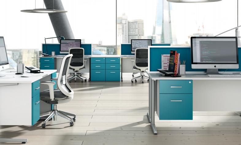 Computer Desk PNG HD - 129762