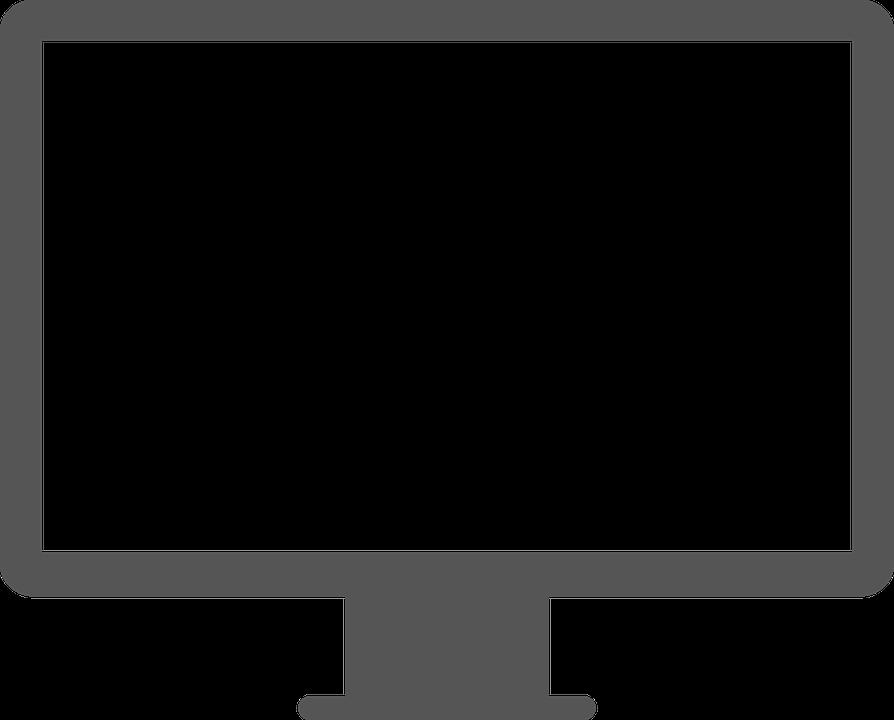 Computer Desk PNG HD - 129764