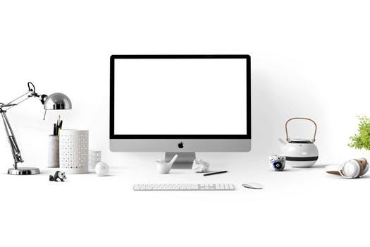 Computer Desk PNG HD - 129756