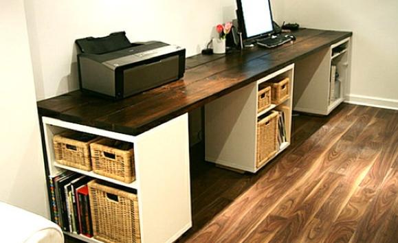 Computer Desk PNG HD - 129760