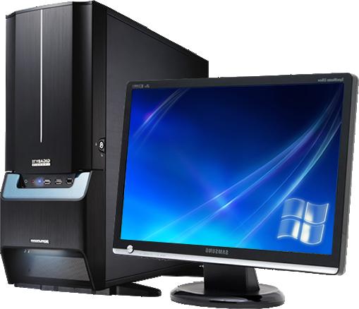 Computer desktop PC PNG image - Computer Pc PNG