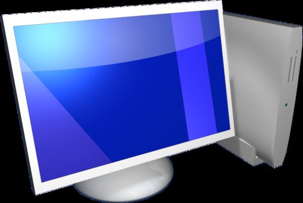 Bilgisayar PNG Resim - Computer PNG image - Computer Email PNG
