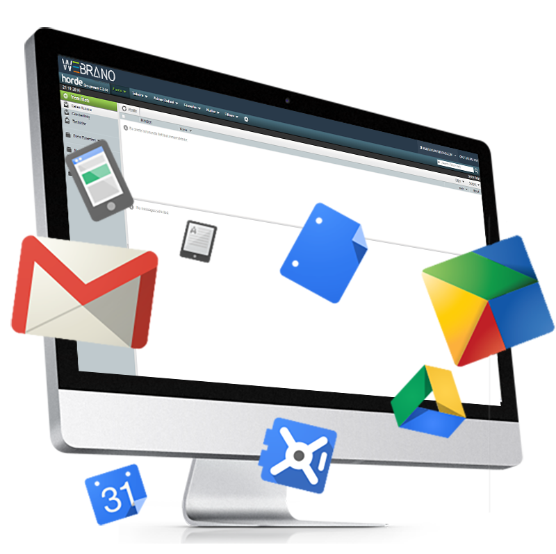 Neden Mail Hosting - Computer Email PNG