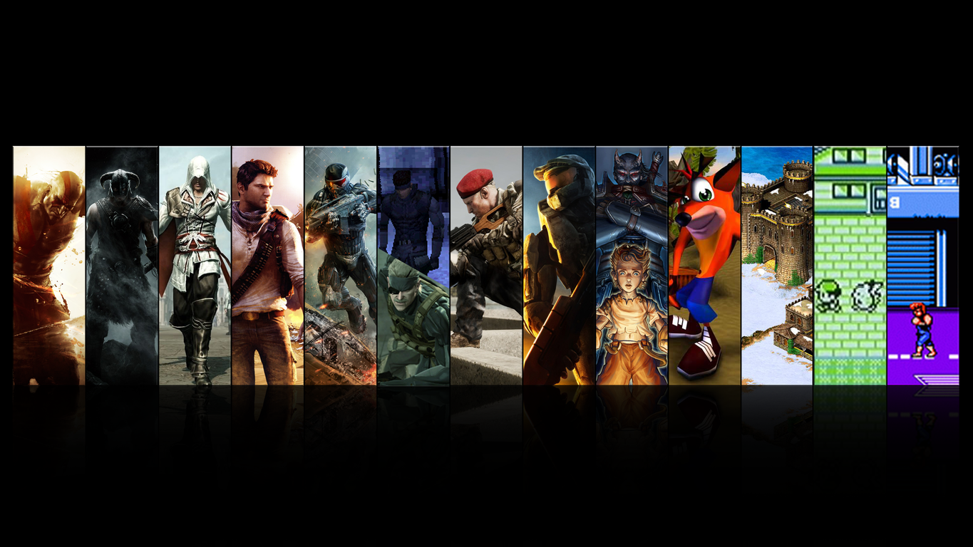 10 Latest Video Game Wallpapers 2560x1440 Full Hd 1080p: Computer Game PNG HD Transparent Computer Game HD.PNG