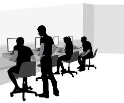 Computer Lab PNG - 68227