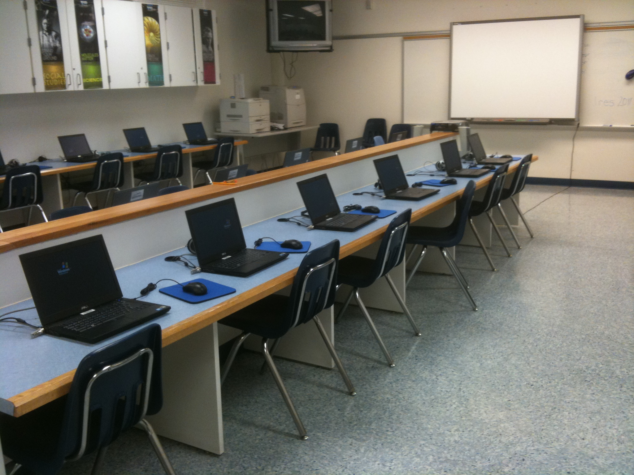 Computer Lab PNG - 68230
