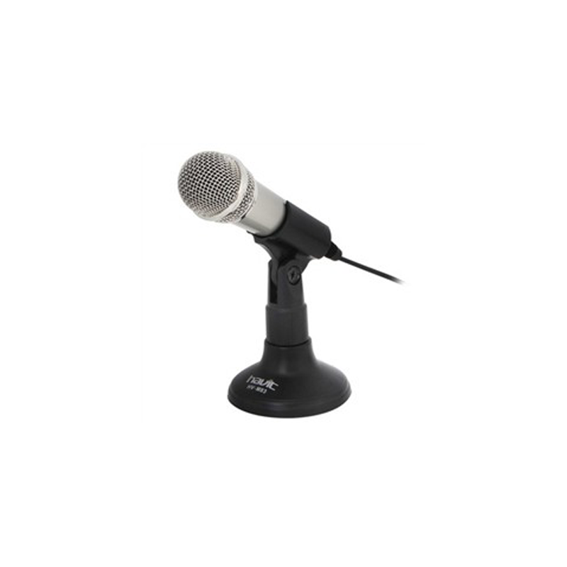 12% OFF Stand Microphone For Computer HAVIT HV-M83 In BD - Computer Mic PNG