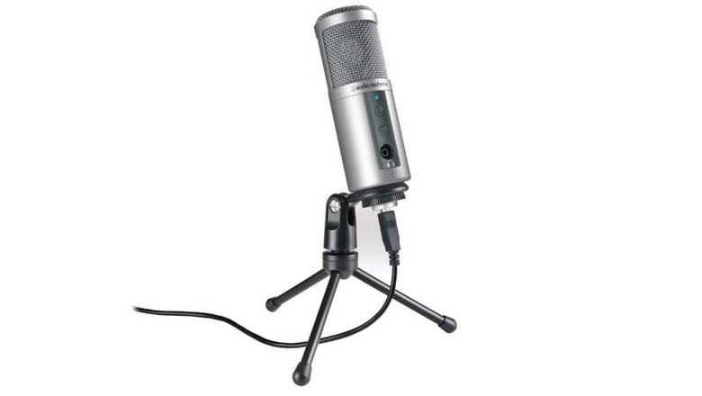 Computer Mic PNG - 77169