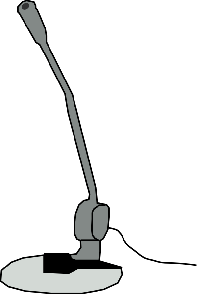PNG: small · medium · large - Computer Mic PNG