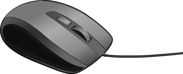 Computer Mouse PNG - 9940