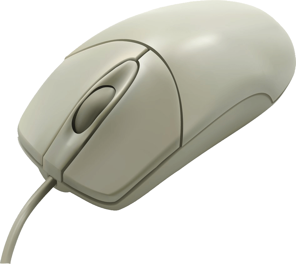 Computer Mouse PNG - 9949