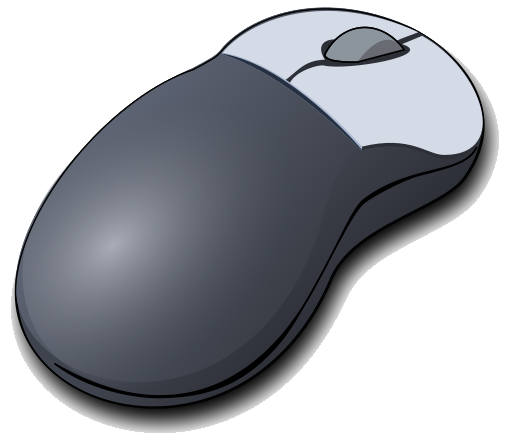 Computer Mouse PNG - 9939