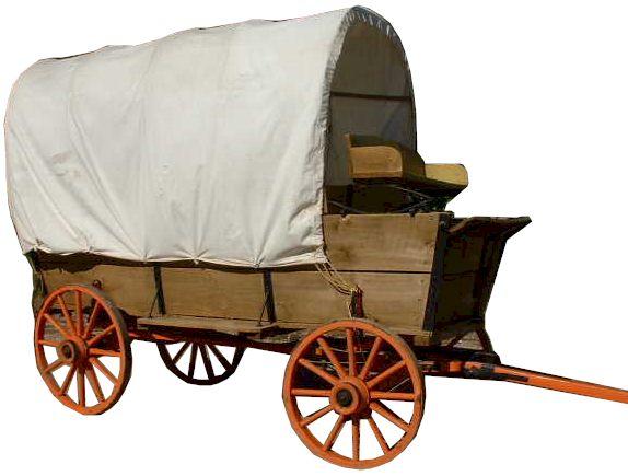 Conestoga Wagon PNG - 54135