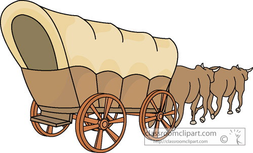 Conestoga Wagon PNG - 54144