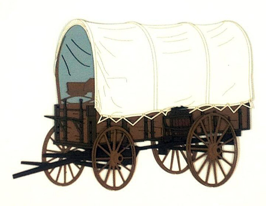 Conestoga Wagon PNG - 54134