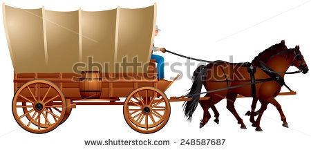 Conestoga Wagon PNG - 54133