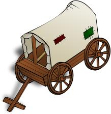 Conestoga Wagon PNG - 54140