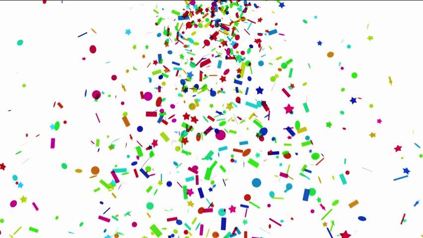 Confetti HD PNG - 94650