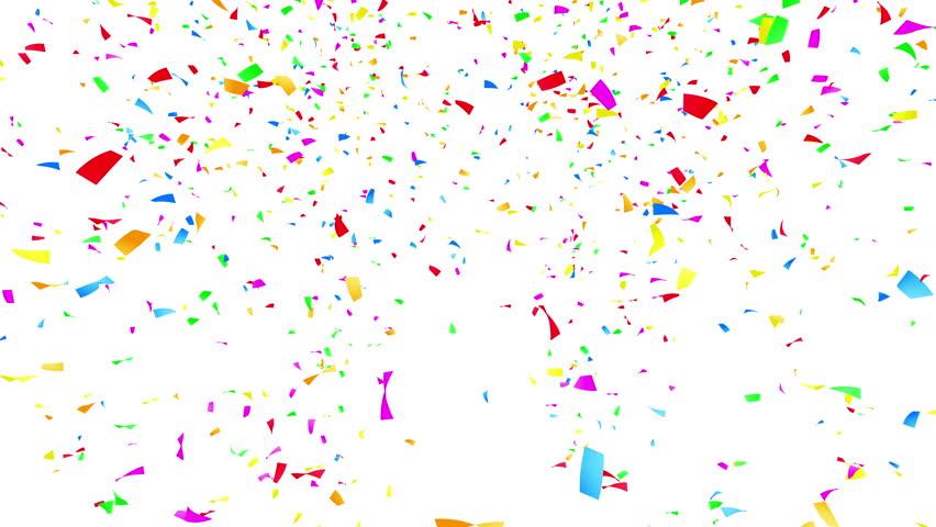 Confetti HD PNG - 94648