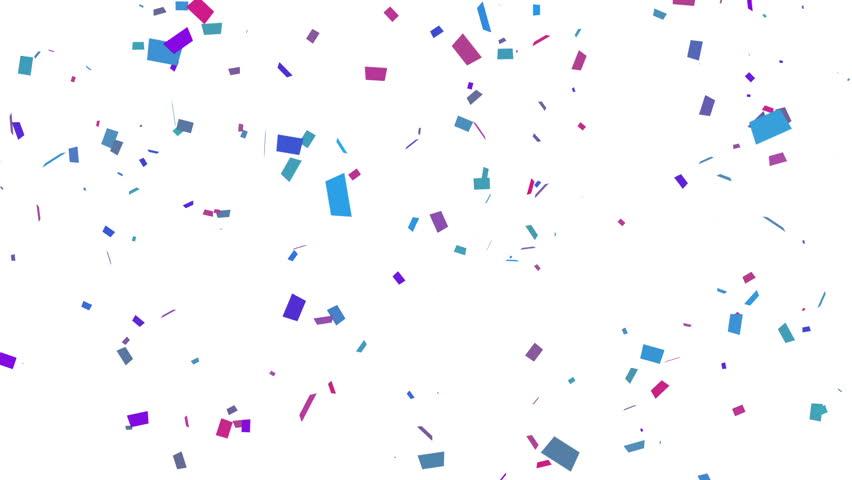 Confetti HD PNG - 94653