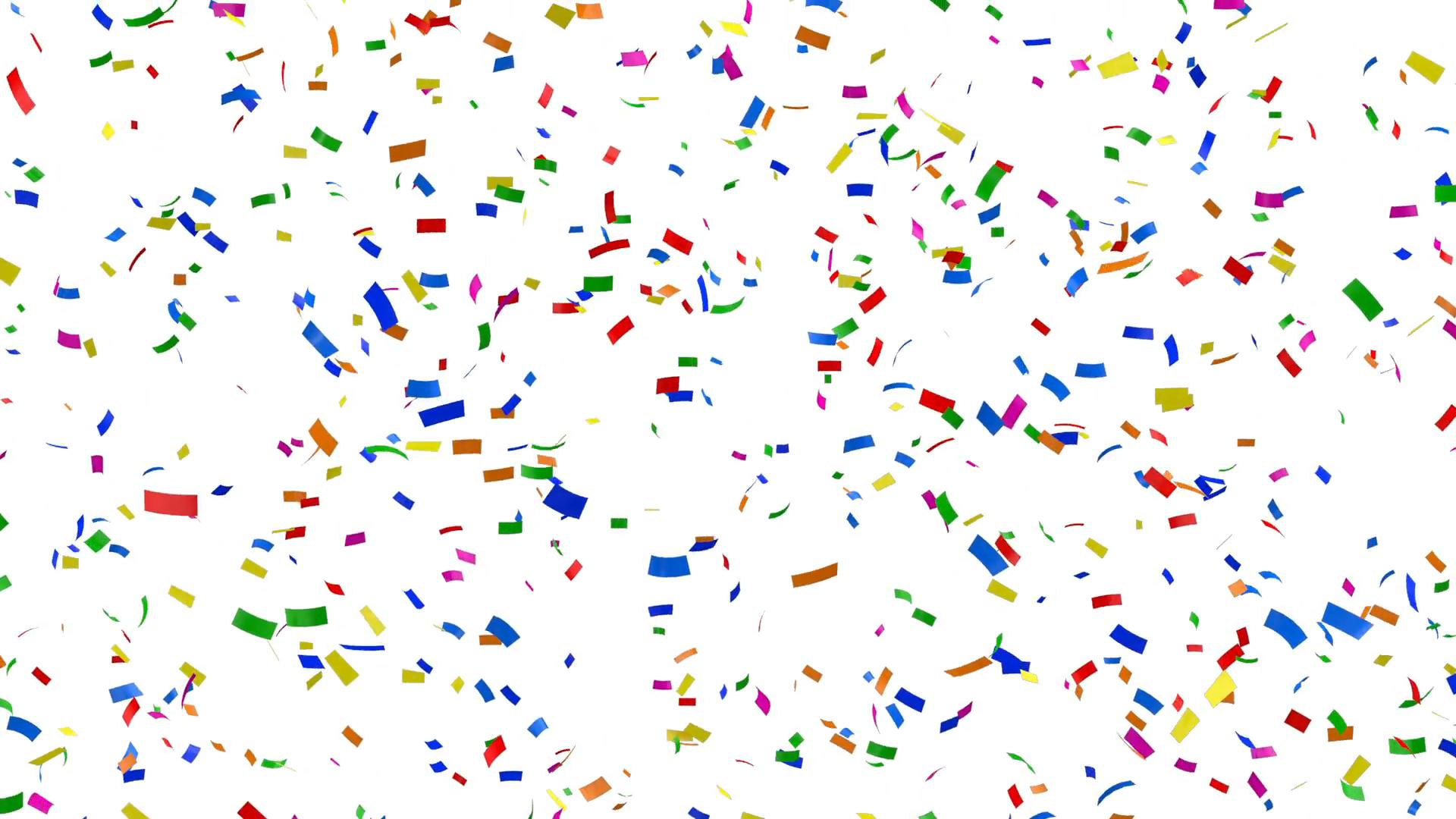 Confetti HD PNG - 94651