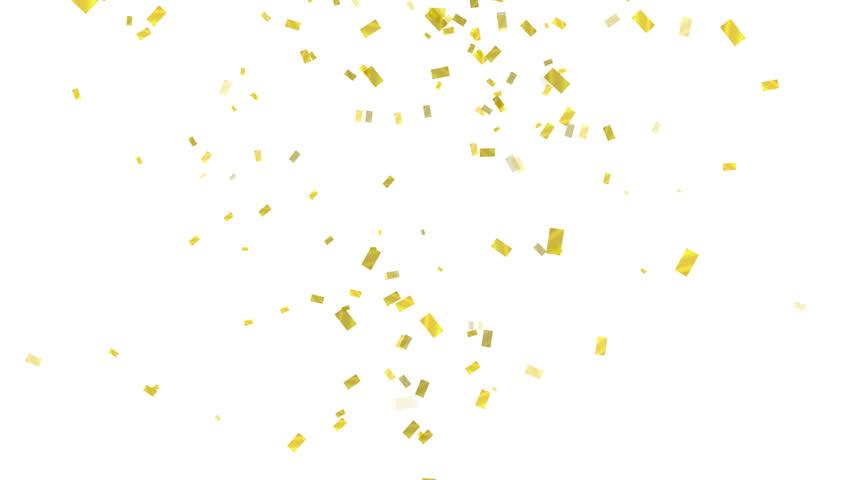 Confetti HD PNG - 94655