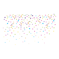 Confetti Png Image PNG Image