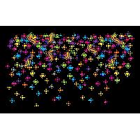 Confetti PNG - 135
